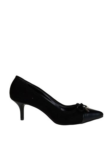 Fabrika Topuklu Ayakkabı Siyah